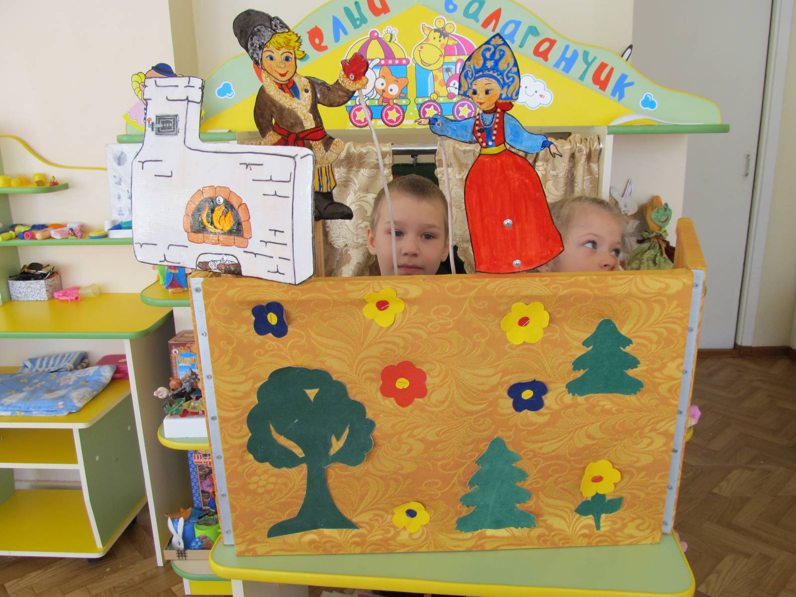 Как оформить театральный уголок в детском саду по фгос